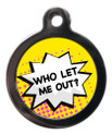 Who Let Me Out - Yellow
