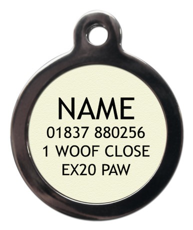 Tag for Pets