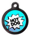 Hot Dog - Blue