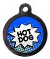 Hot Dog - Dark Blue
