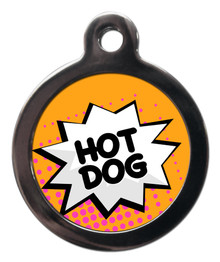 Hot Dog - Orange