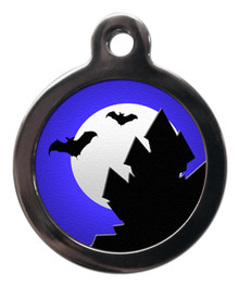 Haunted House Tag For Dogs