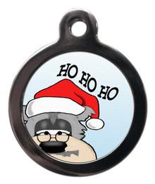 Ho Ho Ho Dog Tags For Dog