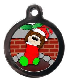 Stocking Filler Christmas Dog Tag Dog Tag