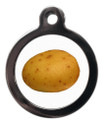 Fun Potato Tag For Dogs