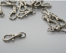 Small Collar Attachment - Lobster Swivel Clasp