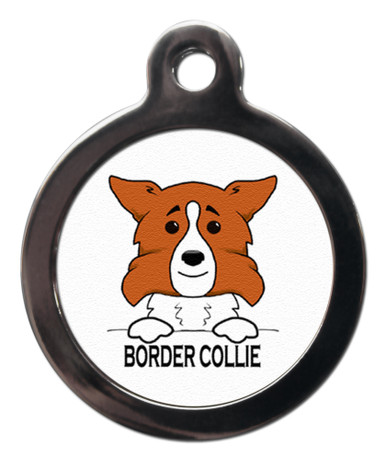 Dog Name Tag