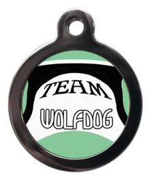 Pet Name Tag
