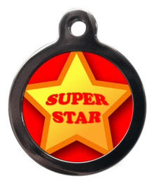 Super Star Tag for Pets
