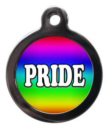 Pride Pet ID Tag
