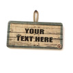 Design Your Own Pet Dog Cat Wooden Sign