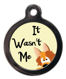 Identification Dog Tag