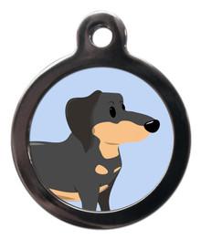 Breed Dog Tag