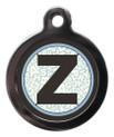 Initial Z Pet ID Tags