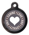 Love and Loyalty Pet ID Tag