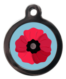Poppy Pet Tags