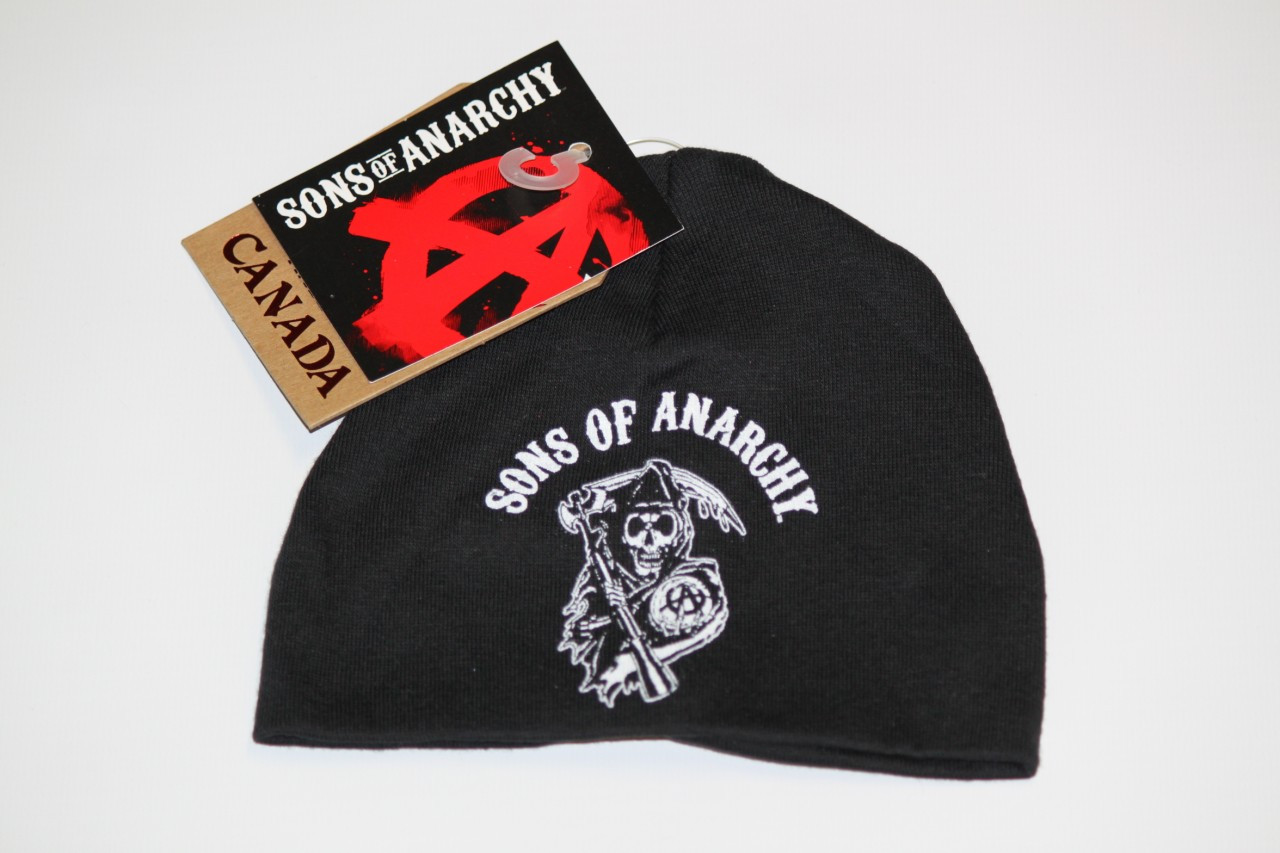 Black Baby Sons of Anarchy beanie. Price   11.31. Image 1 8f5ed0510368