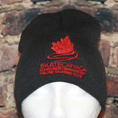 Schreiber Terrace Bay Figure Skating Club Beanie Toque with glitter