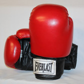 Everlast training gloves 8 oz leather
