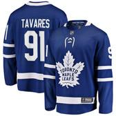 John Tavares 91 Toronto Maple Leafs Fanatics Branded Home Breakaway Player Jersey – Blue