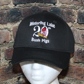 Bushpigs black hat