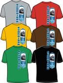 Schreiber Hometowners T-shirt vertical design