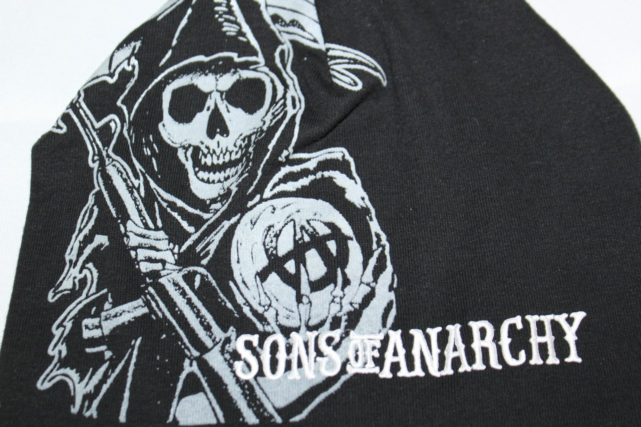 Sons of Anarchy Subliminal Reaper Beanie - Hollywood Filane 198736f1e8b1