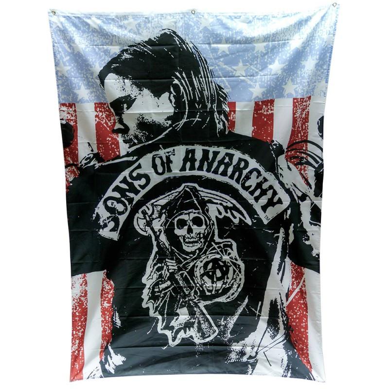 Sons of Anarchy JAX banner - Hollywood Filane d965f9aadfff