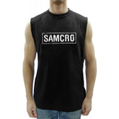 23b35f2c4a8 SAMCRO-Sons of Anarchy Sleeveless t-shirt