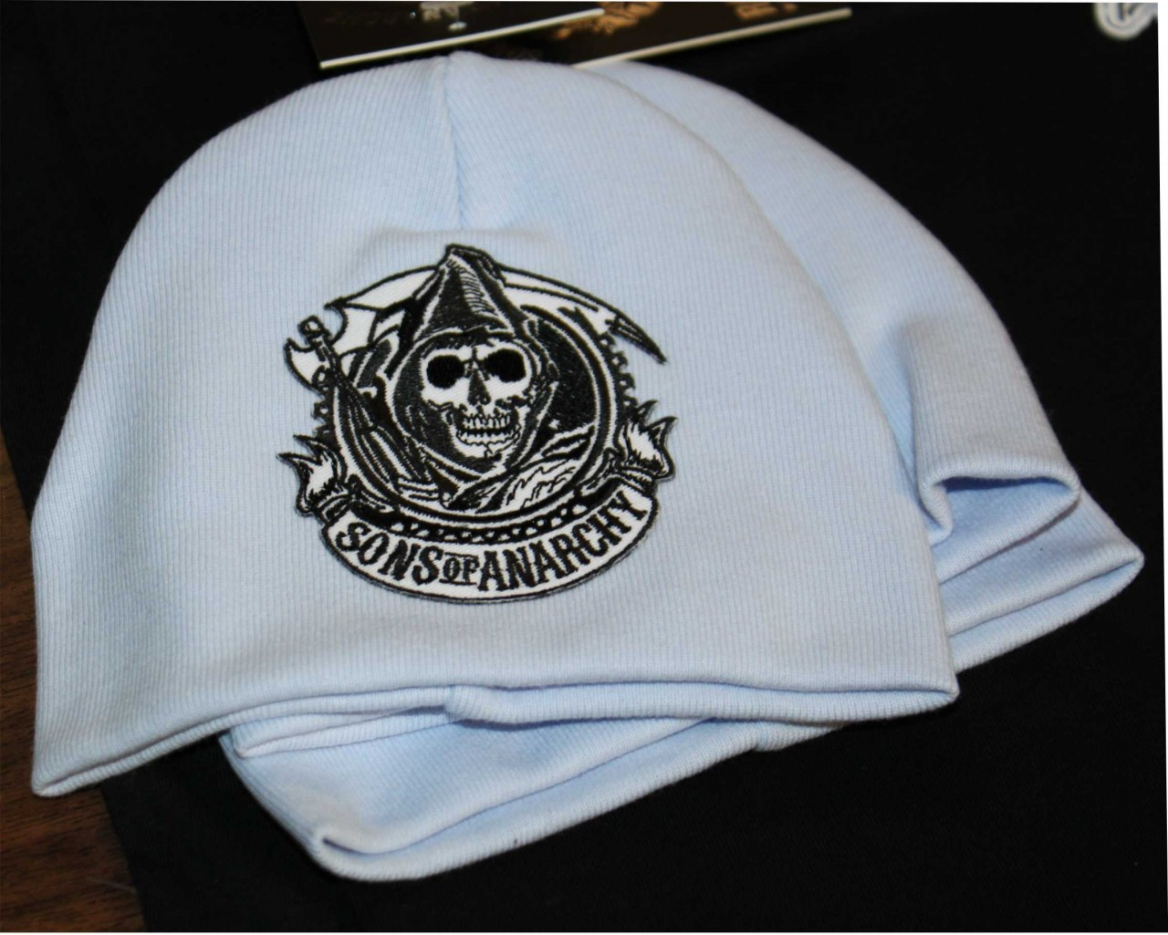 23272ed65c8 Baby Sons of Anarchy beanie. Price   11.31. Image 1