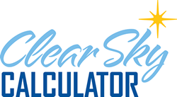 Clear Sky Calculator