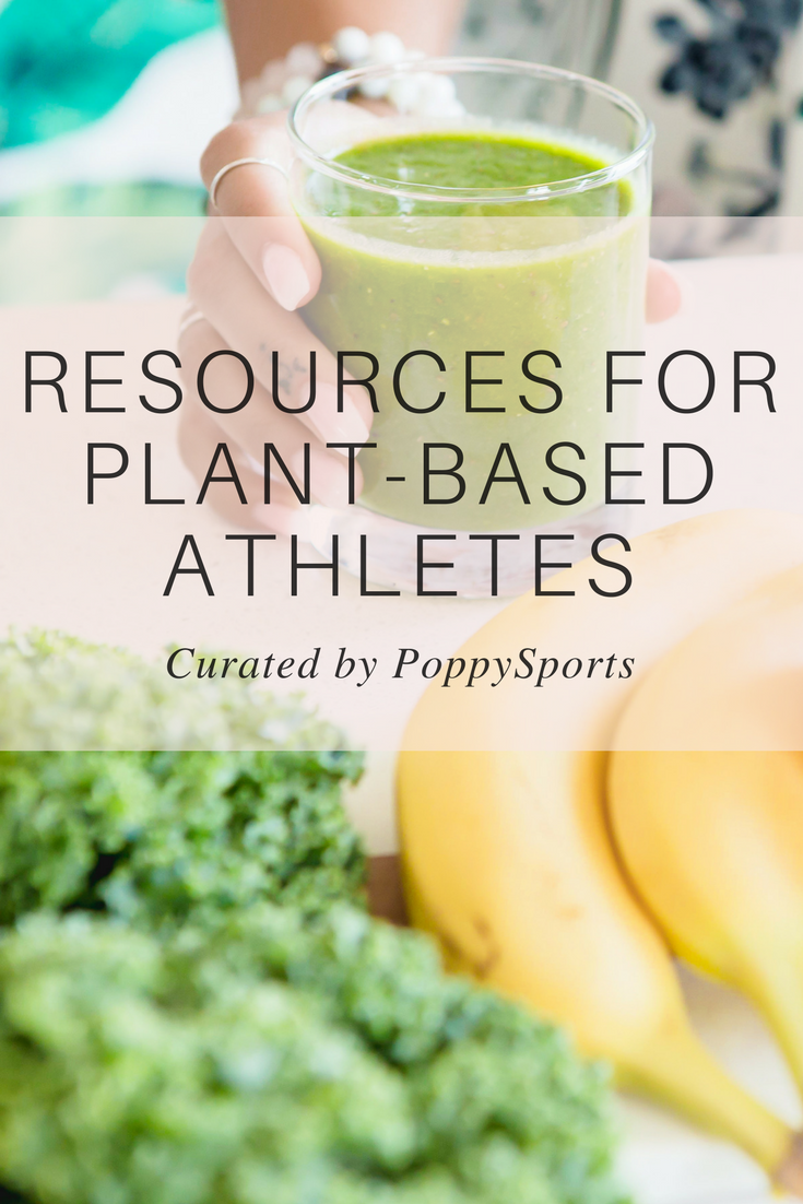 Plant based diets for athletes