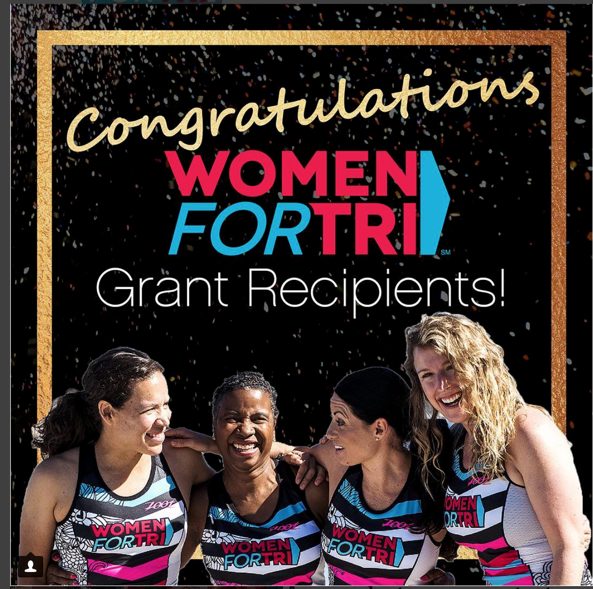 Ironman Foundation's Women for Tri Grant 2018