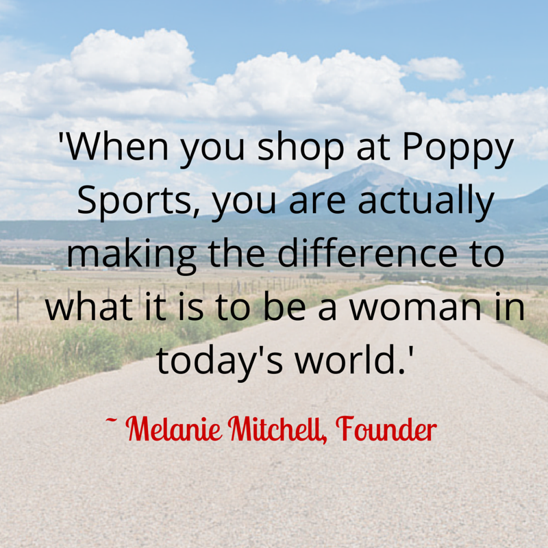 About Poppy Sports