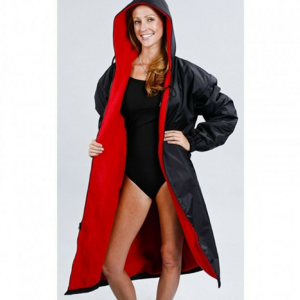 dc2bfb99482 Poppy Sports Swim Parka | Free Shipping at $75 | Poppy Sports