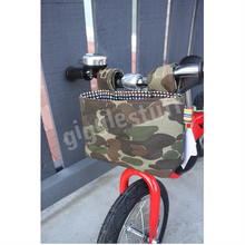 GiggleStuff Camo Bike Bag