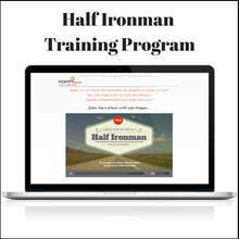 Half Ironman Training Program 16 Weeks