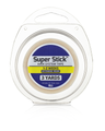 Super Stick is known for its high initial tack when placing the unit. It holds strong but removes easily with little residue. It works best with Poly units as it does have some shine. This is a stiff tape, making it easier to work with. The liner is white but the actual tape is clear.   Hold  Extended Wear (1-2 weeks) tapes are great for people who need something more than just for day to day wear, but who are also not looking for the longest bond either. This is a popular type of tape because many people re-apply their units in under 2 weeks.   Available Sizes      Rolls: 3yd, 12yd, 36yd    Other Products to Use with Super Stick  Preparation  Bond Breaker Shampoo is the first step in preparing for a new install. When it comes to hair system bonding, nothing is more important than cleaning in order to prepare for a new install. Bond Breaker Shampoo breaks down the adhesives, scrubs the skin, and cleans the hair in one step