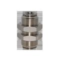 Metal Push In Fitting PT27