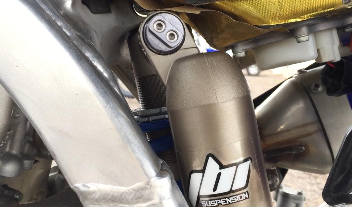 JBI Suspension 2016 Yamaha YZ450F Pro Shock