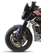 JBI Suspension DLC coat Zero SR/F  electric motorcycle