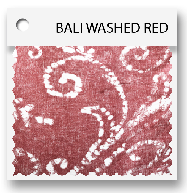 click here for bali washed red colored tablevogues