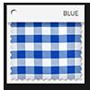 Blue Picnic tablevogues