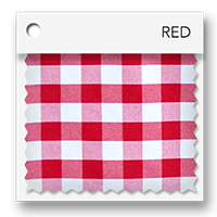 Red Picnic tablevogues