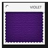 Violet tablevogues