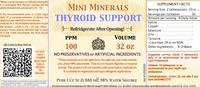 Thyroid Support 32oz
