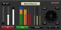 Black Glass 2.0 Theme Assets