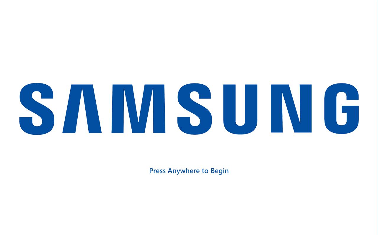 Samsung IP Demo v1 3 - Crestron Application Market