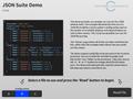 JSON Suite v1.0.1