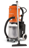 S 26 is a powerful single-phase HEPA dust extractor to match the grinding machines Husqvarna PG 280, PG 450 and early entry saw Soff-Cut 150. It also matches small scarifiers and shot blasters as well as handheld power tools.